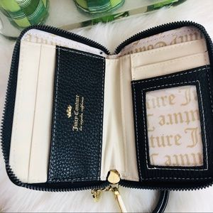 Juicy Couture Bags - Juicy couture   black wristlet